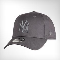 1ff8352479e New Era New York Yankees 39Thirty Tonal Grey Cap