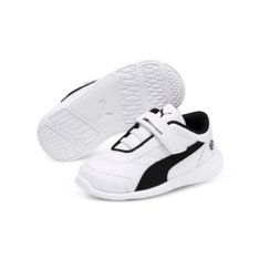 c0f8ae0430d Show more · Junior Pre-School Puma BMW Kart Cat White Black Shoe. R 999.95.  No reviews yet. Add Review