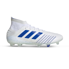 993a6d9fb69 Show more · Men s adidas Predator 19.1 FG White Blue Boots. R 3
