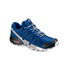 Show more · Men s Salomon Speedcross 4 Blue White Shoe. R 1 d58c24a1f3