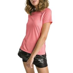 Pink Shirts Puma Core Run Mens Running Singlet Activewear Tops