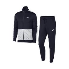 5cfc3b8228f Show more · Men's Nike Sportswear Navy/White Tracksuit
