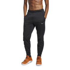 14a8f8d75f17d6 Show more · Men's Nike Therma Black Tapered Training Pants