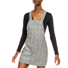 21e0dff01d8d Show more · Check Zip Up Pinafore Dress