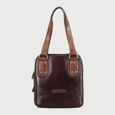 Show More Jekyll And Hide Oxford Handbag Brown R 3 599 00