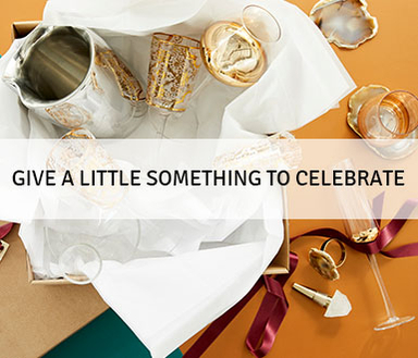 Give a little something to celebrate