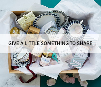 Give a little something to share