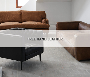 Free Hand Leather
