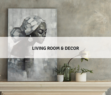Living Room & Decor