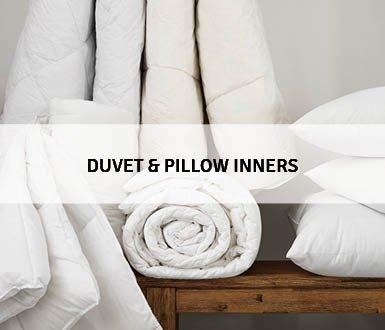 Duvet & Pillow Inners