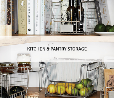 Simply Stored Kitchen & Pantry