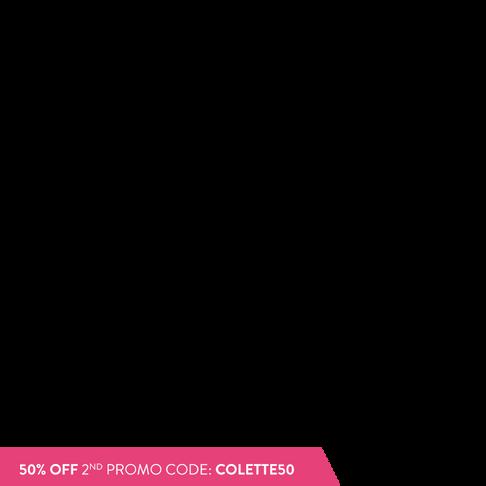 5a5956d4a4 Colette by Colette Hayman Ramona Envelope Clutch. 000008AEPH0