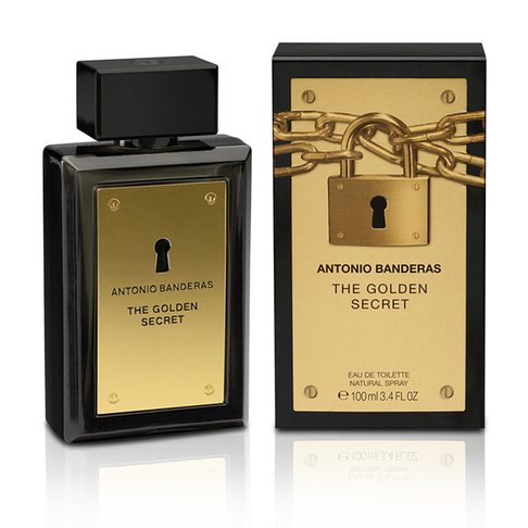8210c1c20 Antonio Banderas The Golden Secret Eau de Toilette