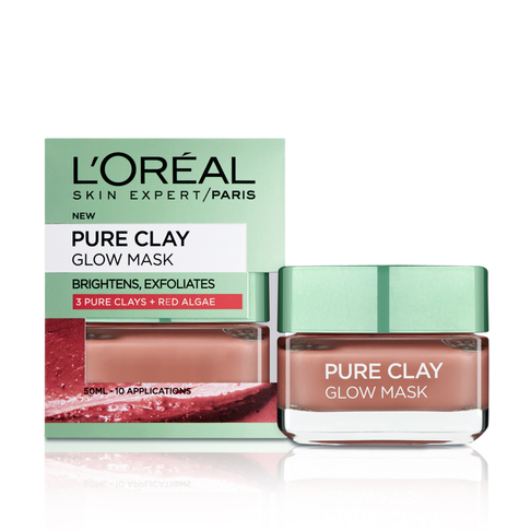 3c7f7814788 L'Oreal Paris Pure Clay Glow Mask
