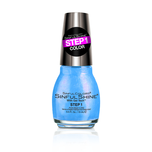 Sinful Colors Sinful Shine Nail Polish with Gel Tech