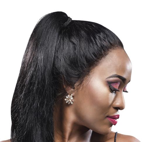 Strands Inc Peruvian Hair 360 Degree Lace Closure Straight