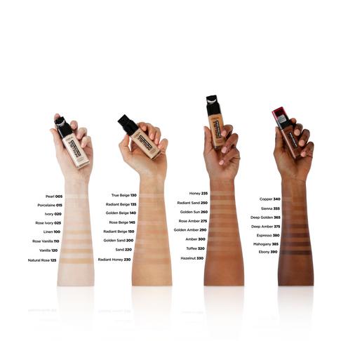 L'Oreal Paris Makeup Designer Infallible 24HR Liquid Foundation