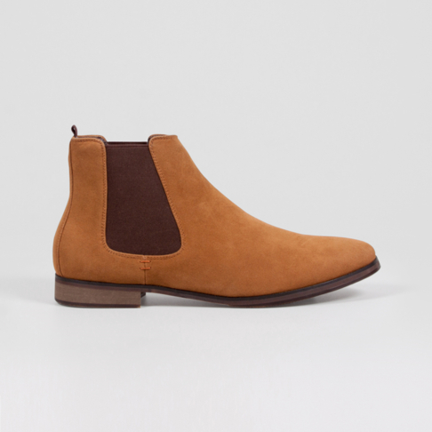 amazing selection popular brand best wholesaler MKM SUEDE CHELSEA BOOT