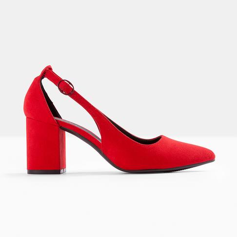 f181a1c79f0 Women s Cut Out Block Heels