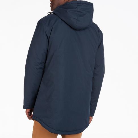 ec6fdba24 Men's Navy Parka Jacket