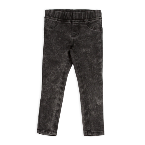 purchase genuine browse latest collections fast delivery Older Girl's Black Acid Wash Jeggings