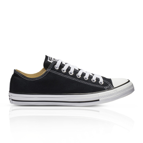 1e01e81e36f6 Converse Men s Chuck Taylor All Star Low Black Sneaker