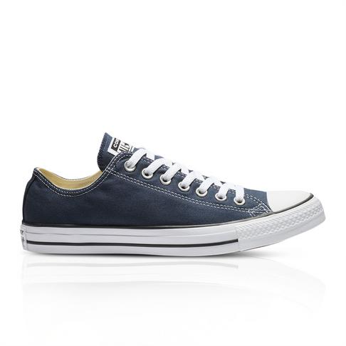 1457c56e8ca5 Converse Junior Chuck Taylor All Star Low Essential Navy Blue Sneaker