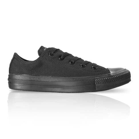 9cdd06091c9a Converse Junior Chuck Taylor All Star Low Black Sneaker