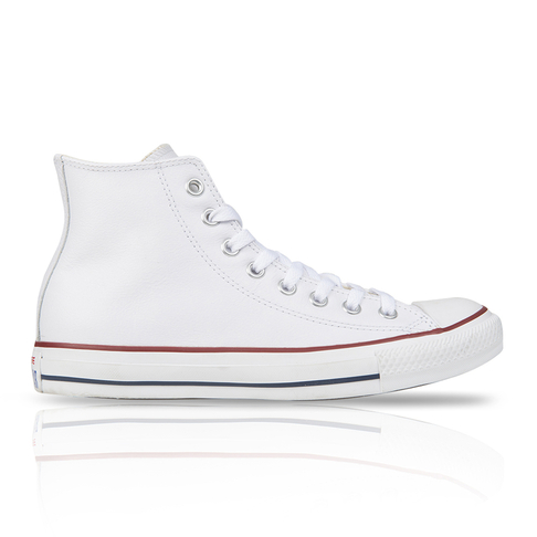 CONVERSE MEN S CHUCK TAYLOR ALL STAR LEATHER HIGH d13d759ee