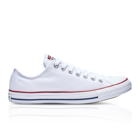 Converse Junior Chuck Taylor All Star Low White Sneaker 5f54df70aee9d