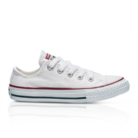 b2fe845daeeecd Converse Kids  Chuck Taylor All Star Low White Sneaker