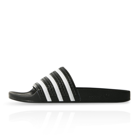 27cb0dee005cf adidas Originals Men's Black Adilette Slide