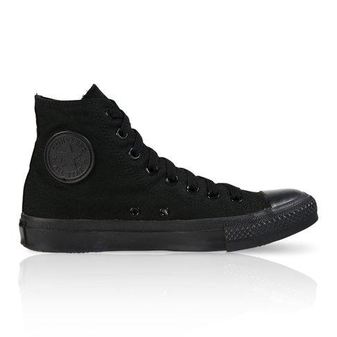715385efa860 Converse Men s Chuck Taylor All Star Monochrome High Black Sneaker
