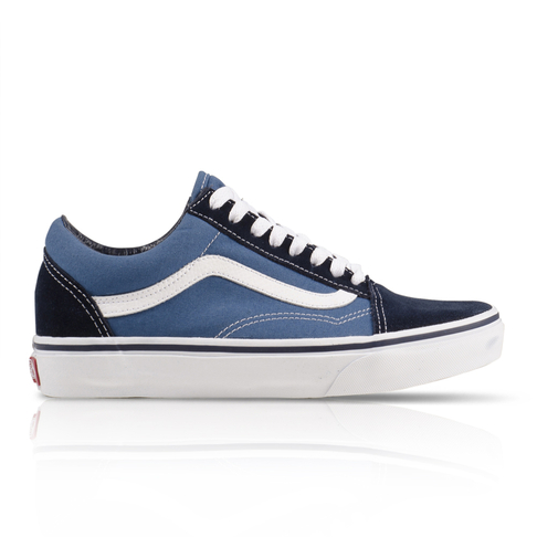 beca6667f092 Vans Men s Old Skool Navy Blue Sneaker