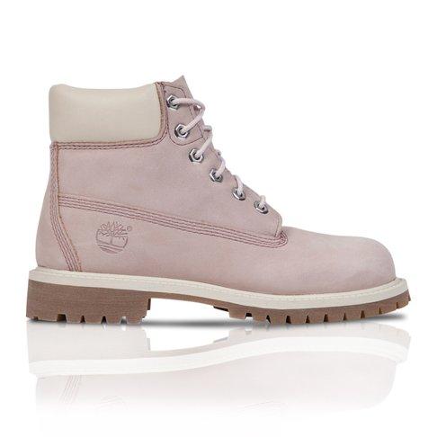 quality design b1b20 87d7c Timberland Kids 6-Inch Premium Waterproof Pink Boot