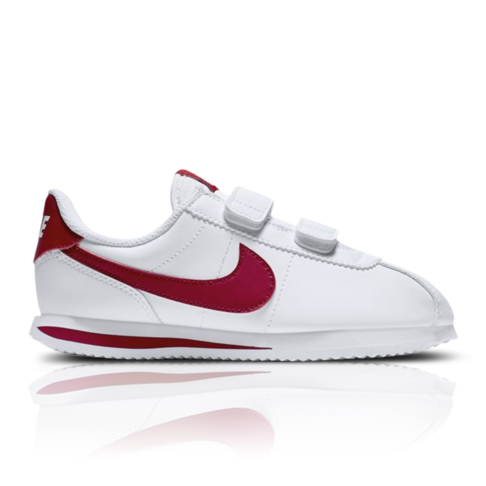 the best attitude 841dd 88085 ... discount code for nike kids cortez white red sneaker dfc40 cc21b sweden  ...