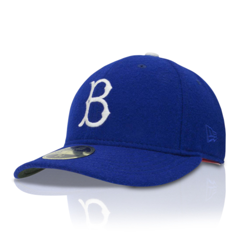 f0c02c2ffc91fb ... netherlands new era brooklyn dodgers heritage low profile 59fifty fitted  cap 9a2aa d539b