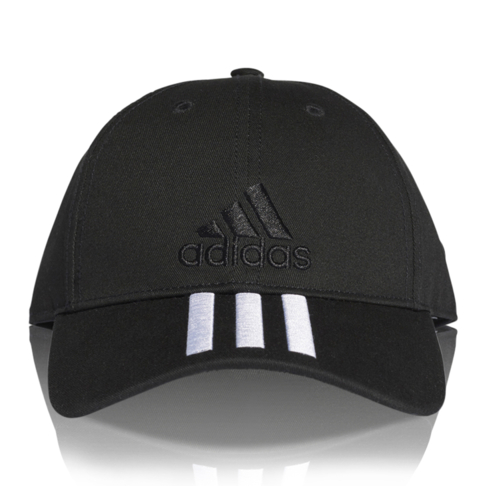 1e4dfa83b45 adidas Originals 6-Panel 3-Stripe Cap