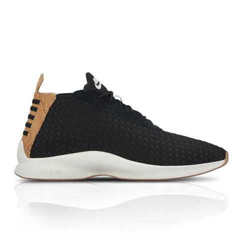 ec777975445 Nike Men s Air Woven Boot Black Tan Sneaker
