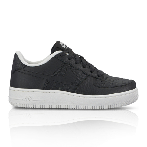 16f619a689 Nike Junior Air Force 1 LV8 Utility White/Black Sneaker