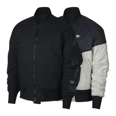 7688097deccb Nike Men s Air Force 1 Reversible Jacket