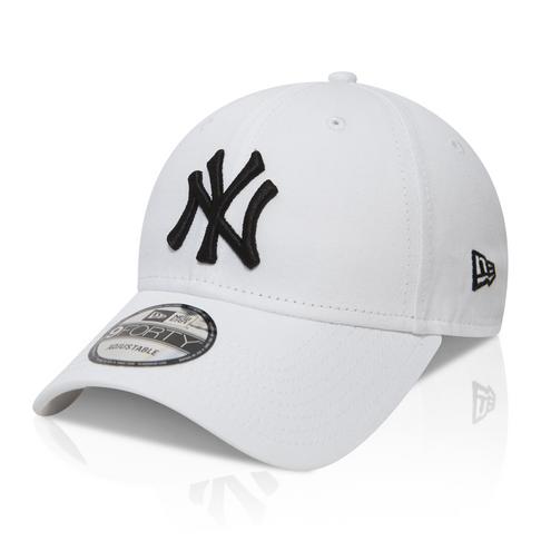49cd815e751 New Era New York Yankees 9Forty White Black Cap