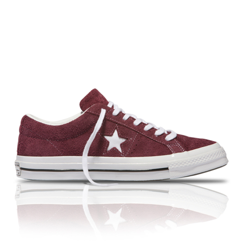 88b43391ce43 Converse Men s One Star Vintage Suede Low Top