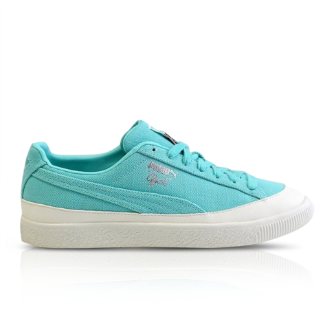 Puma x Diamond Supply   Co. Men s Suede Turquoise Sneaker 4184441b3