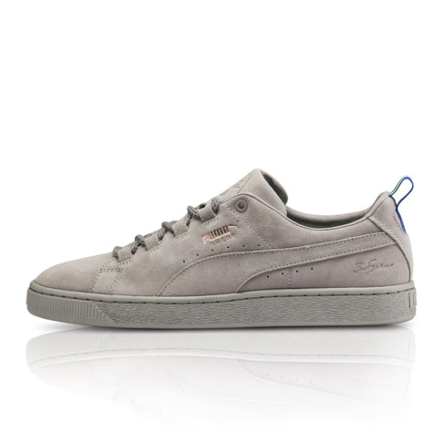 17e5cb9618ec Big Sean x Puma Men s Suede Grey Sneaker