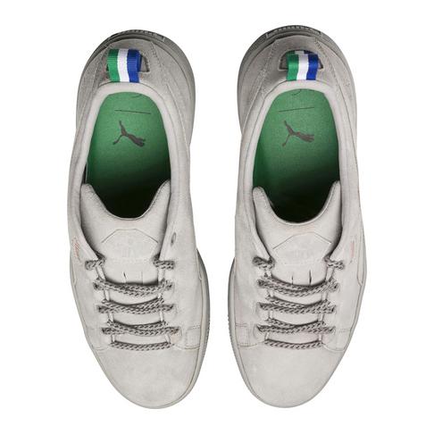 3af7a546ed5 Big Sean x Puma Men s Suede Grey Sneaker