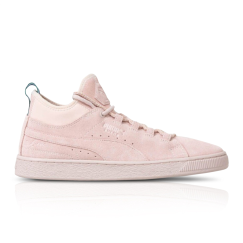 08ff82755be Big Sean x Puma Men s Suede Mid Pink Natural Sneaker