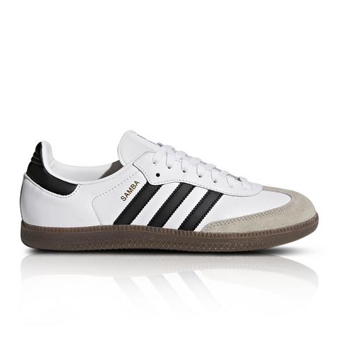 0394e7f771 adidas Originals Men's Samba OG White/Black Sneaker