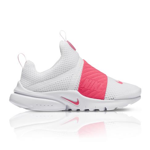 1e01d7441 Nike Kids Presto Extreme SE White Pink Sneaker