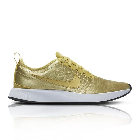 4a9c69ab8af6 Nike Women s Dualtone Racer SE Gold Sneaker